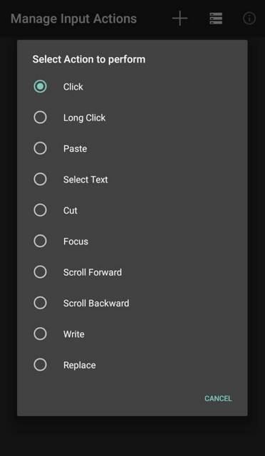 AutoInput - это еще один автокликер для Android